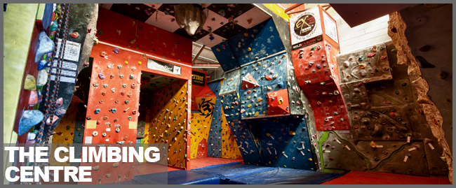 Whats here Climbing Wall