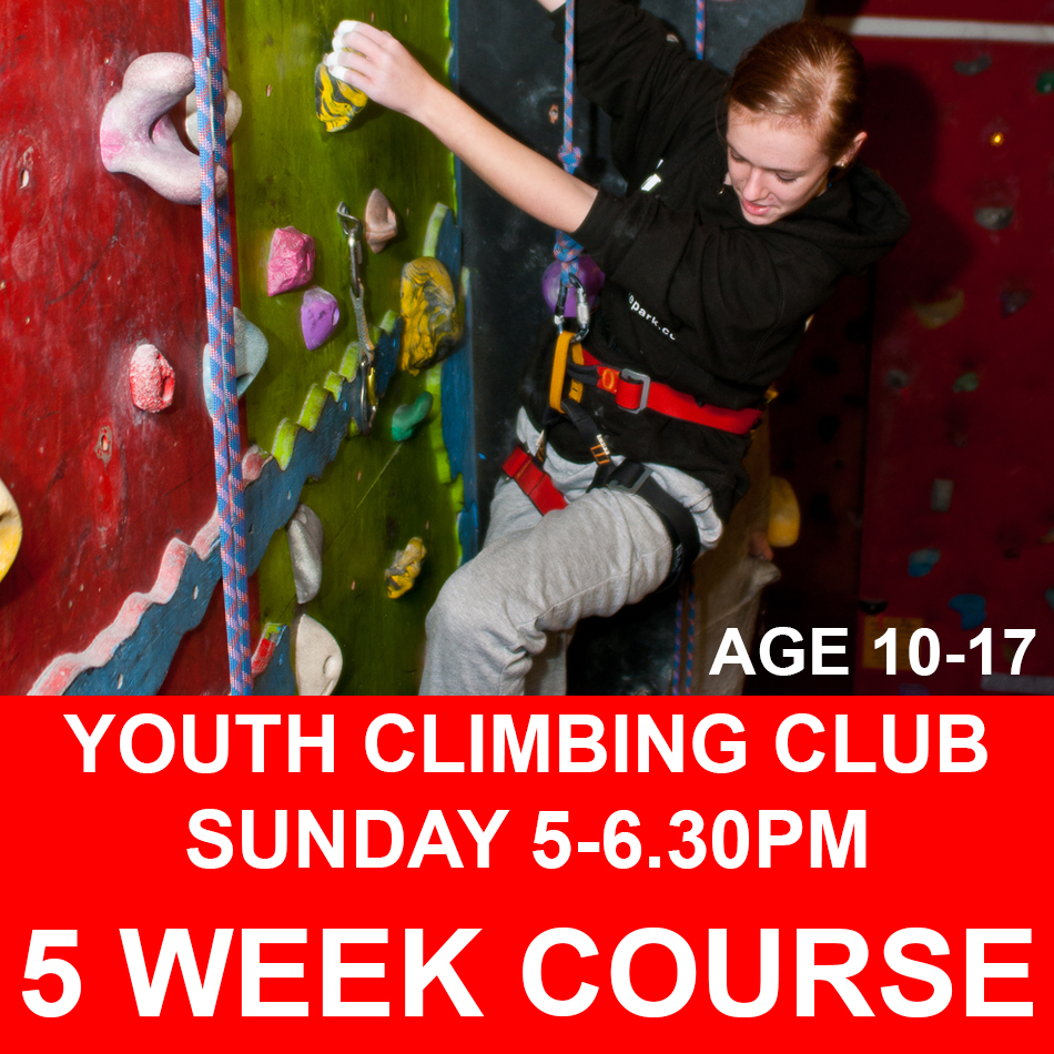 Climbing club youth course