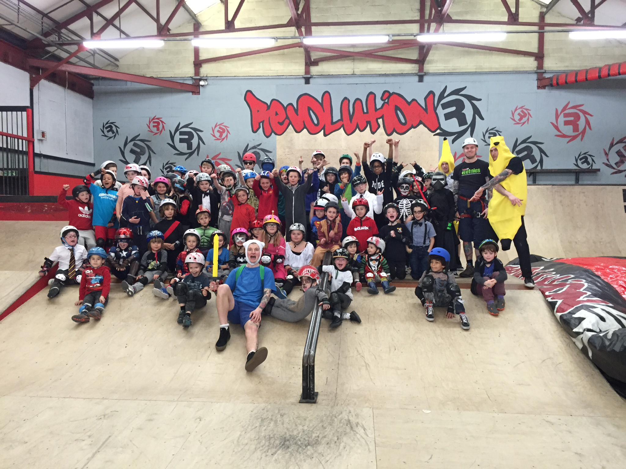 Skate Camp 6