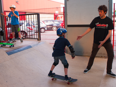 Skatebaord Carousel 3
