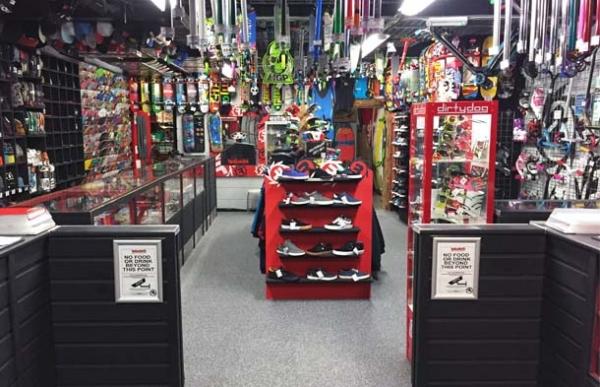 Shop Skatepark