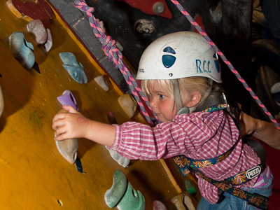 Climbing Lessons 3