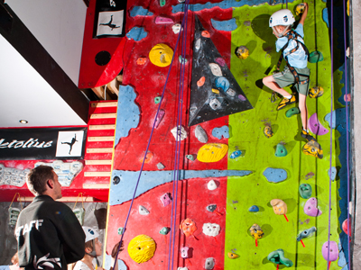 Climbing Lessons 4