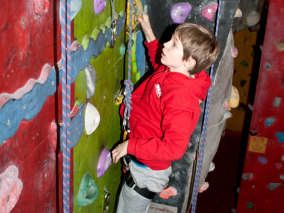 Climbing Lessons 2